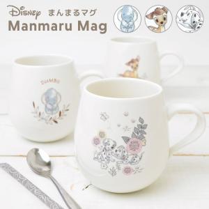 マグカップ キャラクター マグ ディズニー ダンボ 大きい 430ml バンビ 101匹わんちゃん ...