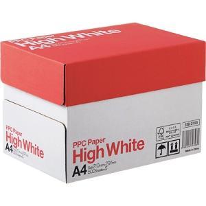 高白色  コピー用紙  タイプHigh White  A4判  2,500枚入り