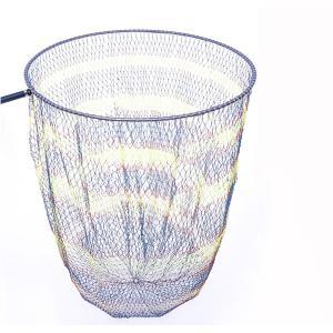 硬形態チタン ワンピース 玉枠 直径100cm玉枠+PE20号手編みタモ網 (1番色セット)|titanium