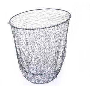 硬形態チタン ワンピース 玉枠 直径100cm玉枠+PE20号 手編み迷彩柄 タモ網 (7番柄セット)|titanium