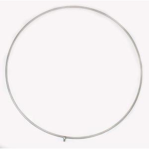 硬形態チタン ワンピース 玉枠 超大物用 直径90cm チタンタモ網|titanium