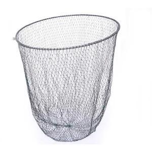 硬形態チタン ワンピース 玉枠 直径90cm玉枠+PE20号 手編み迷彩柄 タモ網 (7番柄セット)|titanium