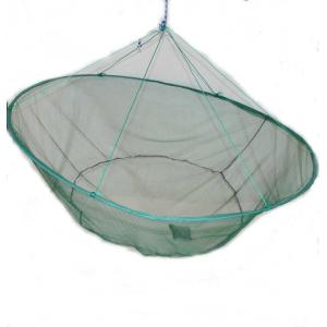 魚すくい 魚捕獲 一網打尽  直径1m タモ網 (収納時35cmでコンパクト)小魚・メダカ・ザリガニ・タニシ|titanium