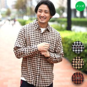 ◆商品について◆  ナバホの刺繍がチチカカらしいギンガムチェックシャツ。 薄手の生地で、1枚で着ても...