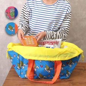 ◆商品について◆  チチカカでも毎年大人気のレジかご保冷バッグ! 持っているだけで楽しくなるトロピカ...