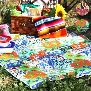◆商品について◆  運動会やピクニック、プールに海… チチカカのハッピーなレジャーシートを連れてお出...
