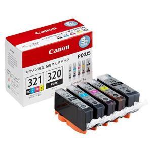 Canon インクタンク BCI-321(BK/C/M/Y)+BCI-320 マルチパック tiver