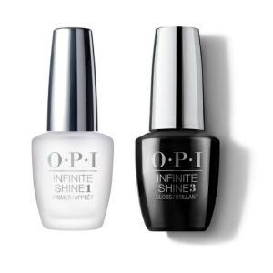OPI インフィニット シャイン ネイル ベースコート&トップコートセット Infinite Shine Primer & Gloss