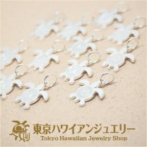 ホヌイニシャルチャーム /東京ハワイアンジュエリー|tk-hawaiianjewelry