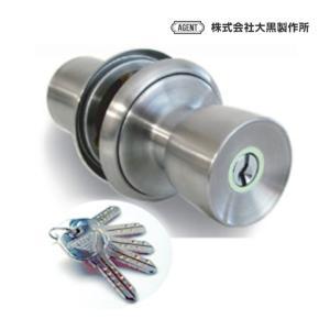 ドアノブ 交換 [ MIWA GOAL SHOWA 他] 万能取替握玉  AGENT GMD-500...