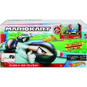 マテル  GKY54 ホットウィール マリオカート キラー プレイセット