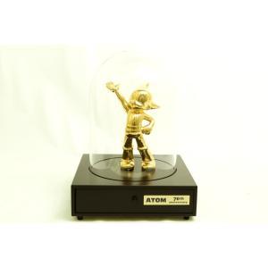 アトムデビュー70周年記念 高級磁器人形   <ゴールド塗装 限定 500個>|tklace