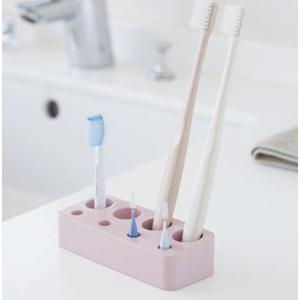歯ブラシ&歯間ブラシスタンド ミスト