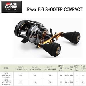 ABU BIG SHOOTER COMPACT レボ ビッグシューターコンパクト 右ハンドル|tks