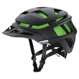 SMITH(スミス)MOUNTAIN BIKE マウンテンバイク用ヘルメットFOREFRONT(フォーフロント)カラー:MATTE BLACK ★正規品 tks