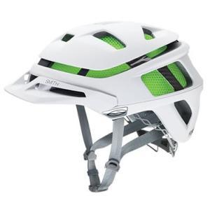 SMITH(スミス)MOUNTAIN BIKE マウンテンバイク用ヘルメットFOREFRONT(フォーフロント)カラー:MATTE WHITE ★正規品 tks