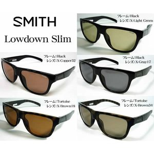 SMITH アクションポーラー ローダウン スリム 偏光サングラス ACTION POLAR Lowdown Slim アウトドア・スポーツ・フィッシング|tks