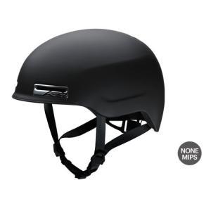 SMITH スミス ストリート・オールラウンド用ヘルメット MAZE Matte Black サイズS 正規品 tks