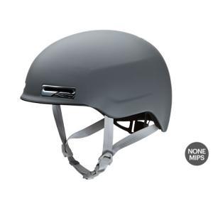 SMITH スミス ストリート・オールラウンド用ヘルメット MAZE Matte Cement  正規品 tks