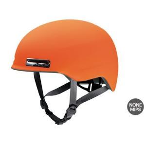 SMITH スミス ストリート・オールラウンド用ヘルメット MAZE Neon Orange  正規品 tks