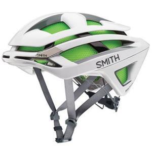 SMITH(スミス)ROAD BIKE ロードバイク用ヘルメットOVERTAKE(オーバーテイク) カラー:ホワイト ★JCF公認 tks