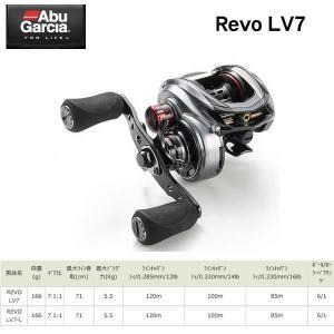 ABU Revo LV7 レボ エルヴィーセブン 右ハンドル|tks