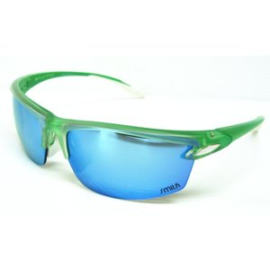 SMITH スポーツサングラス RHYTHM フレーム:SEAGLASS レンズ:SKY BLUE Mirror+替えレンズCLEAR Mirror スミスジャパン正規品|tks