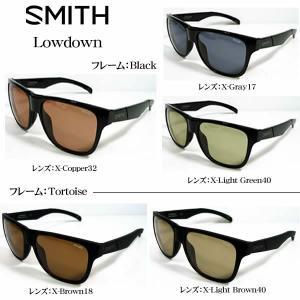 SMITH アクションポーラー ローダウン 偏光サングラス ACTION POLAR Lowdown フィッシング・アウトドア・スポーツ|tks