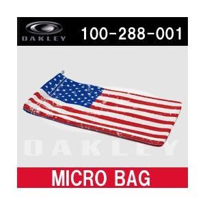 オークリー MICRO BAG サングラス用 マイクロバッグ 100-288-001|tksports