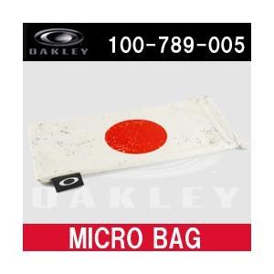 オークリー MICRO BAG サングラス用 マイクロバッグ 100-789-005|tksports