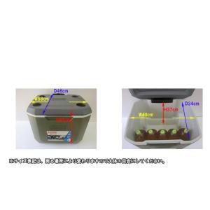 コールマン クーラーボックス 50QT エクストリーム 5 ホイールクーラー (3000005889)|tksports|03