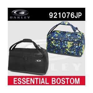 オークリー 2017 ESSENTIAL BOSTON  (921076JP) ボストンバッグ 日本モデル|tksports