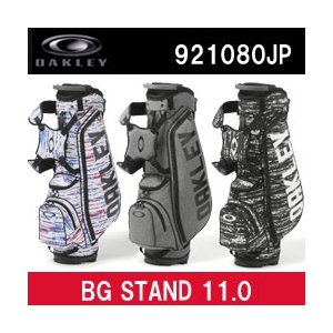オークリー 2017 BG STAND 11.0 (921080JP) ゴルフ スタンド キャディーバッグ 日本モデル|tksports