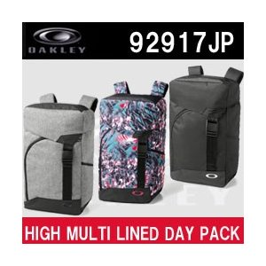オークリー 2016 HIGH MULTI LINED DAY PACK (92917JP) 日本モデル|tksports