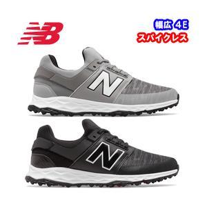 ニューバランス ゴルフシューズ フレッシュフォーム リンクス SL 4E (NBG4000) USA...