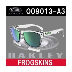オークリー  CRYSTAL COLLECTION FROGSKNS フロッグスキン (OO9013-A3) USスタンダードフィット サングラス|tksports