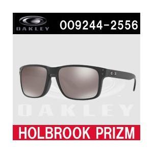 オークリー PRIZM POLARIZED HOLBROOK ホルブルック (OO9244-2556) アジアンフィット 偏光サングラス|tksports