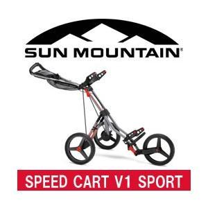 SAN MOUNTAIN サンマウンテン SPEED CART V1 SPORT プッシュカート 日本正規品|tksports