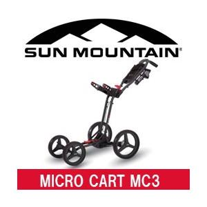 SAN MOUNTAIN サンマウンテン MICRO CART M3 プッシュカート 日本正規品|tksports