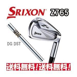 ダンロップ スリクソン Z765 アイアン 6本セット(#5I〜Pw) ダイナミックゴールドD.S.T シャフト装着 日本正規品|tksports