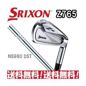 ダンロップ スリクソン Z765 アイアン 6本セット(#5I〜Pw) NS PRO 980GH D.S.T シャフト装着 日本正規品|tksports