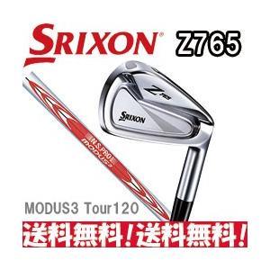ダンロップ スリクソン Z765 アイアン 6本セット(#5I〜Pw) NS PRO MODUS3 TOUR120 シャフト装着 日本正規品|tksports