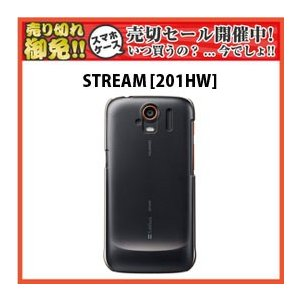 SoftBank STREAM『201HW』のスマートフォンケース/スマートフォンカバー tl-star