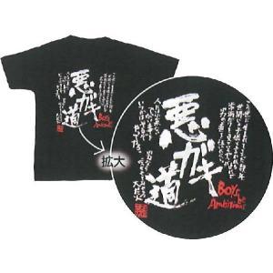 ちびっこTシャツ 悪ガキ道 tl-star