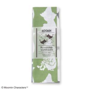 ムーミンリバーシブル手ぬぐい スナフキン MOOMIN 手拭い 日本手拭い 和柄 コットン 日本製 tl-star