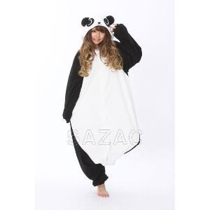 着ぐるみフリース 『パンダ』 サザック [ギフトラッピング可]|tl-star