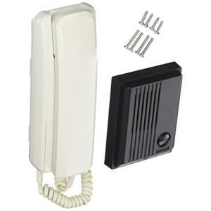 アイホン 乾電池式インターホン TCS-MHP|tlinemarketing