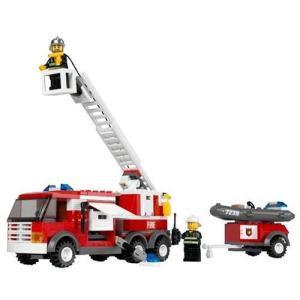 レゴ (LEGO) シティ はしご車 7239 tlinemarketing