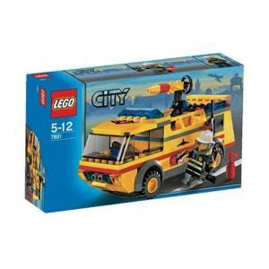 レゴ (LEGO) シティ エアポート消防車 7891 tlinemarketing