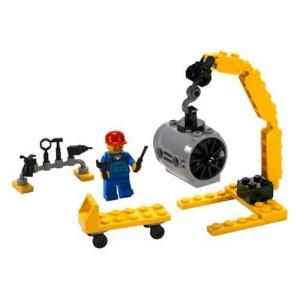 レゴ (LEGO) シティ 航空機整備士 7901 tlinemarketing